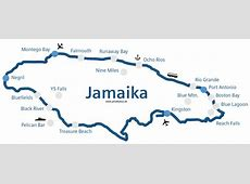 Jamaika Sehenswürdigkeiten » Strandurlaub & Rundreisen