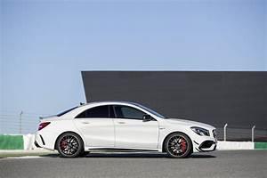 Mercedes Cla Blanche : mercedes benz cla coupe c117 facelift 2016 cla 250 218 hp sport 4matic dct ~ Melissatoandfro.com Idées de Décoration