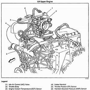 1998 Chevy S10 Engine Diagram