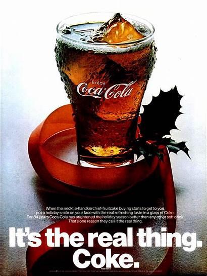 Cola Coca Coke Ad Thing Ads 1970