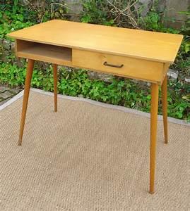 Bureau écolier Vintage : joli petit bureau colier vintage ~ Nature-et-papiers.com Idées de Décoration