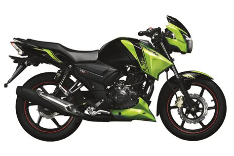 New Tvs Apache Rtr Launched  Bike News  Bikes 165cc