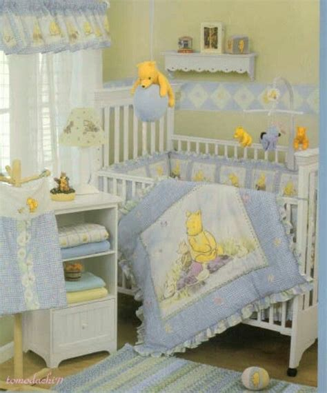 Classic Pooh Crib Bedding by Classic Pooh Nursery Home Is Where The Is