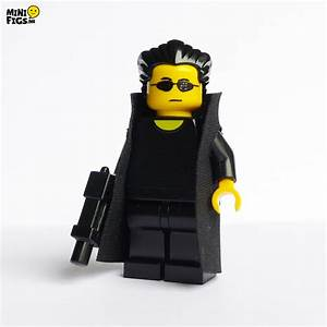 There is no spoon – Custom Minifigure   MINIFIGS.ME