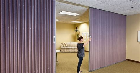 Accordion Room Dividers Residential Decoration