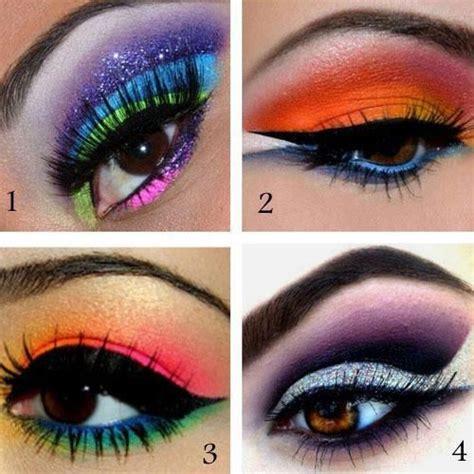 tips    pull  colorful eyeshadow styles weekly