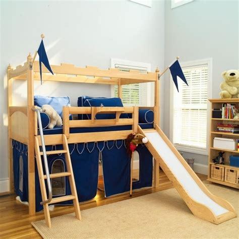 Zimmer Mit Hochbett by Kinderzimmer Mit Hochbett Und Rutsche 50 Fotos
