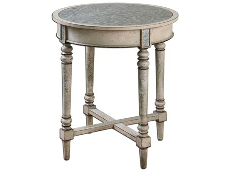 Uttermost Jinan 26 Round Accent Table