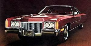 1972 Cadillac Eldorado Contents AUTOMOTIVE MILEPOSTS