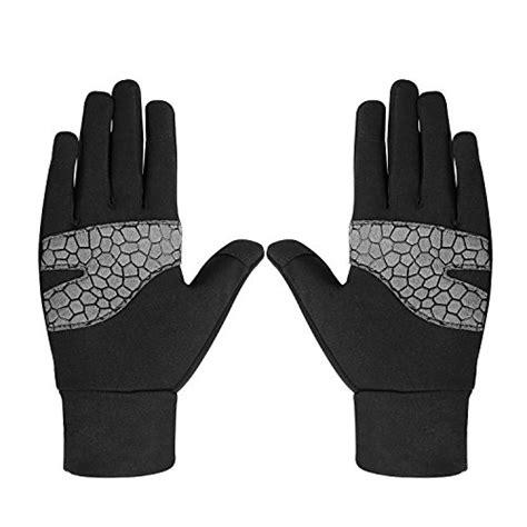 slip touchscreen gloves monstleo menswomens winter