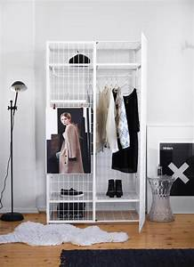 Open, Closet, Ideas, For, Small, Spaces