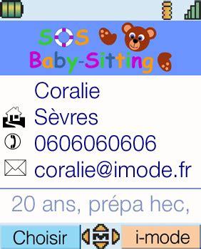 modèle annonce baby sitting word annonces relues utilisateurs certifi 233 s avec b 233 b 233 nounou
