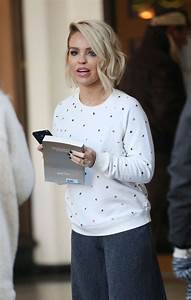 KATIE PIPER Out About in West London 01/22/2017 - HawtCelebs