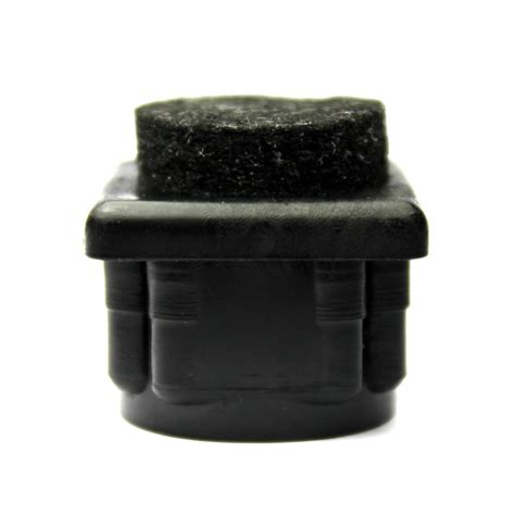 square insert glide with superfelt 1 diameter