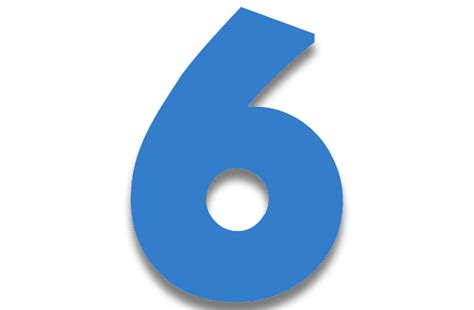 Numerology Meaning Of The Number 6