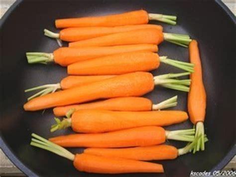 cuisiner des carottes nouvelles carottes nouvelles glacées façon joël robuchon