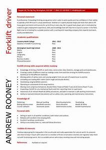 entry level resume templates cv jobs sample examples With drivers cv template