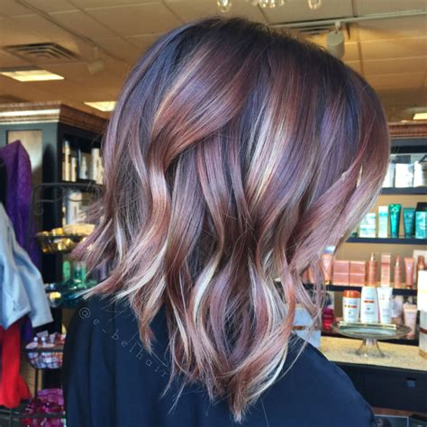 multi hair color multi dimensional hair color hair by emily belcher