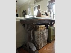 10 DIY Console Tables That Will Add an Eye Catching Touch