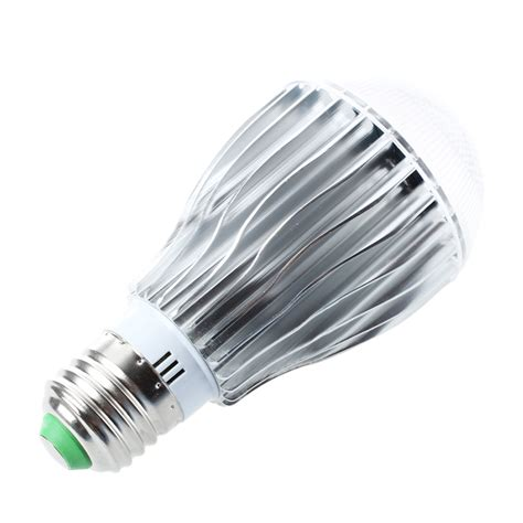 switching to led light bulbs e27 9w rgb colored led light bulb color change l light