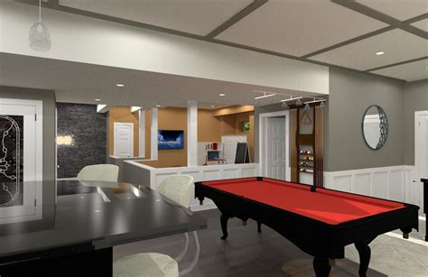 luxury basement designs  somerset county nj design