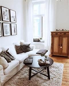 Schöne Teppiche Fürs Wohnzimmer : wei beige braun die perfekte farbkombination zum wohlf hlen mit diesen farben wirkt dein ~ Frokenaadalensverden.com Haus und Dekorationen