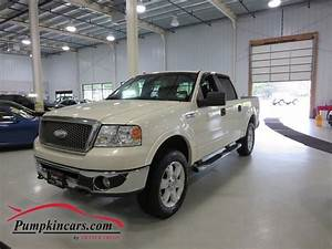 2007 Ford F150 Lariat Supercrew 4x4 In New Jersey  Nj
