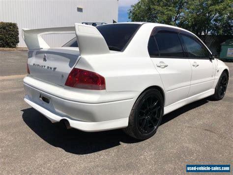 Mitsubishi Lancer Evolution Vii For Sale by Mitsubishi Lancer Evo Vii For Sale In Australia