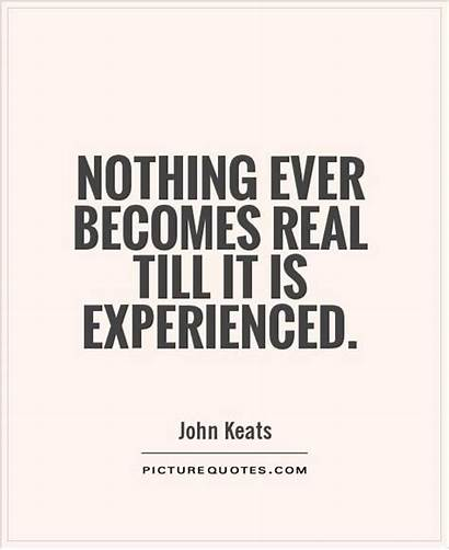Quotes Experience Hard Experiences Sayings Askideas