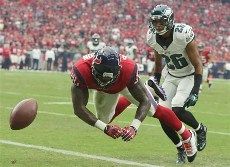 Cary Williams says Andre Johnson isn't the player he used ...