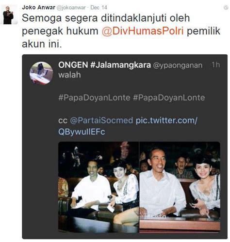 Kontroversi Foto Asli Jokowi Nikita Mirzani Dan Papamintapaha