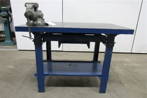 xx web cast iron fabrication layout welding table