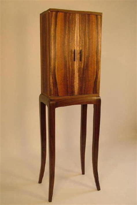 A Krenov Inspired Cabinet On Stand In Six Days (pix) By