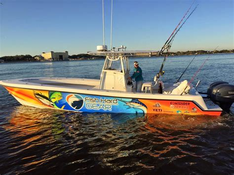 fishing rig let
