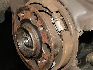 Parking Brake Replacement