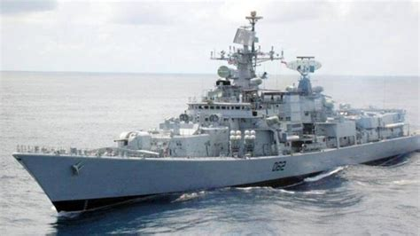 Indian Navy deploys warship in South China Sea 2 months ...