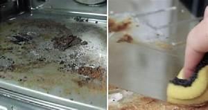 Comment Nettoyer Une Grille De Barbecue Tres Sale : voici comment nettoyer un four encrass une astuce g niale et facile ~ Nature-et-papiers.com Idées de Décoration