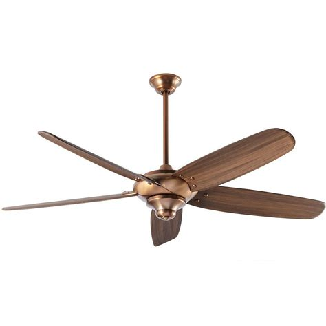 copper ceiling fan with lights winda 7 furniture