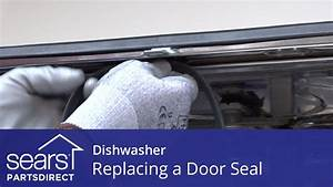 Replacing The Door Seal On A Dishwasher