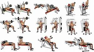 Five Best Chest Exercises To Make The Gym Jealous Of Your Pecs