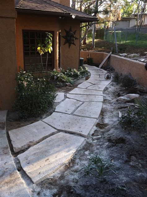 flag stone patio installation itmssandiegocom