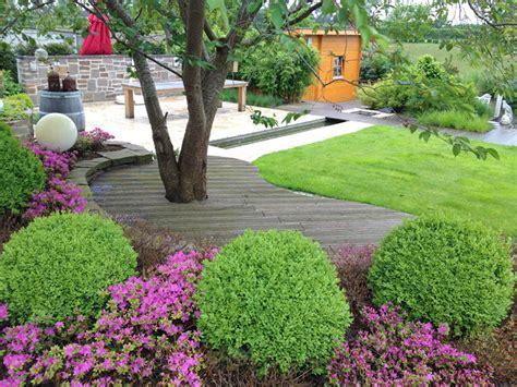 Der Moderne, Pflegeleichte Garten
