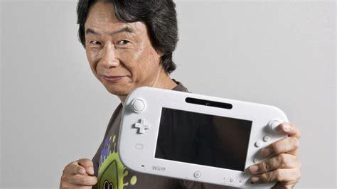 Tablets Stole The Wii U's Thunder, Laments Shigeru ...
