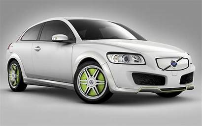 Volvo Recharge C30 Concept 2007 Wallpapers Wide