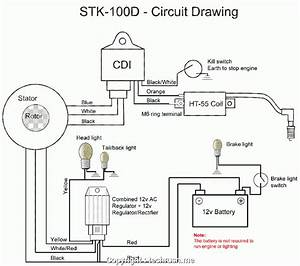 Sym Cdi Wiring Diagram