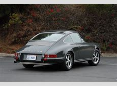 Up For Sale! ExSteve McQueen Lemans 1970 Porsche 911S