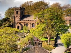Downham, St Leonard's Church © David Dixon :: Geograph Britain and Ireland