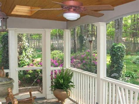 Screened Porch Decorating Ideas by Screened In Porch Decorating Ideas On A Budget Screened In