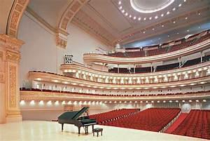 Carnegie Hall and Leonard Bernstein
