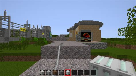 Try These Minecraft Jurassic World Mod 1 8 Download